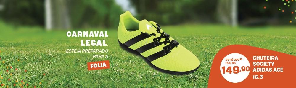 Chuteira Adidas Futsal Ace