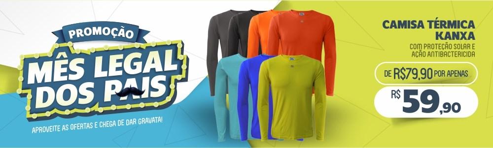 Camisa Kanxa UV50