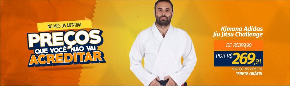 Kimono Adidas Esporte Legal