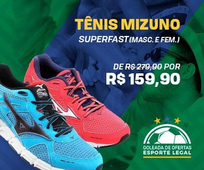 Tenis Mizuno Superfast