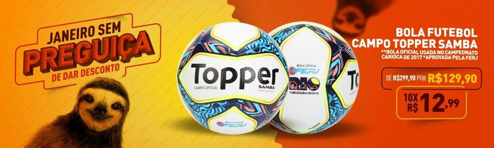Bola Topper Samba
