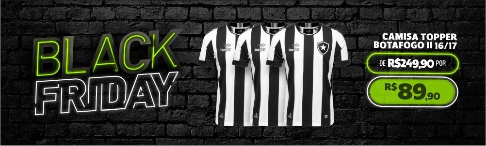Camisa Botafogo 2016