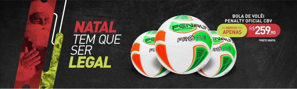 Bola Volêi Penalty CBV