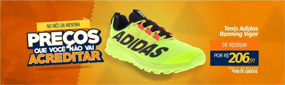 Tenis Adidas Running Vigor