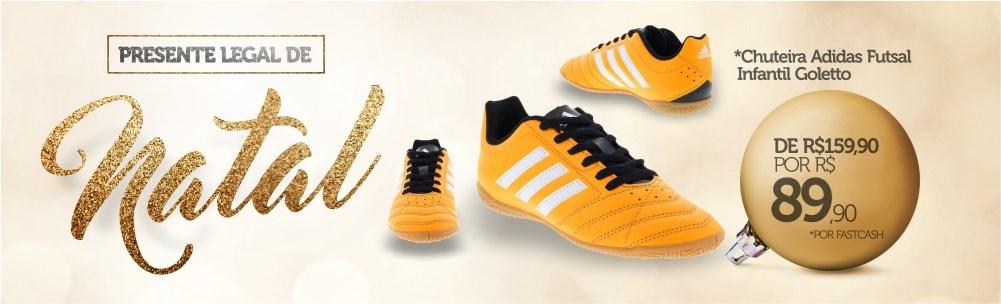 Chuteira Adidas Goletto