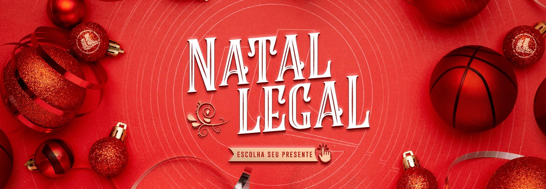 Esporte Legal - Artigos Esportivos - Natal Legal - Produtos em Oferta