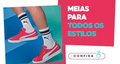 Esporte Legal - Artigos Esportivos - Meias - Cano Alto - Cano Médio - Pilates