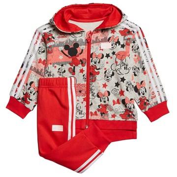 Agasalho Adidas Jogger Minnie Mouse Infantil