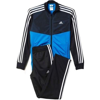Agasalho Adidas YB TS KN TIB CH AK2222 - EsporteLegal ae8608c373f39