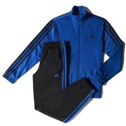 Agasalho Adidas YB TS TIB S88068 - EsporteLegal 1f1dc0c858c34