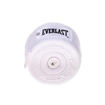 Bandagem Everlast 3 Metros - Branco