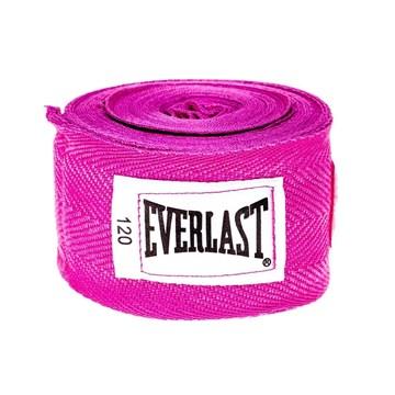Bandagem Everlast 3 Metros - Rosa