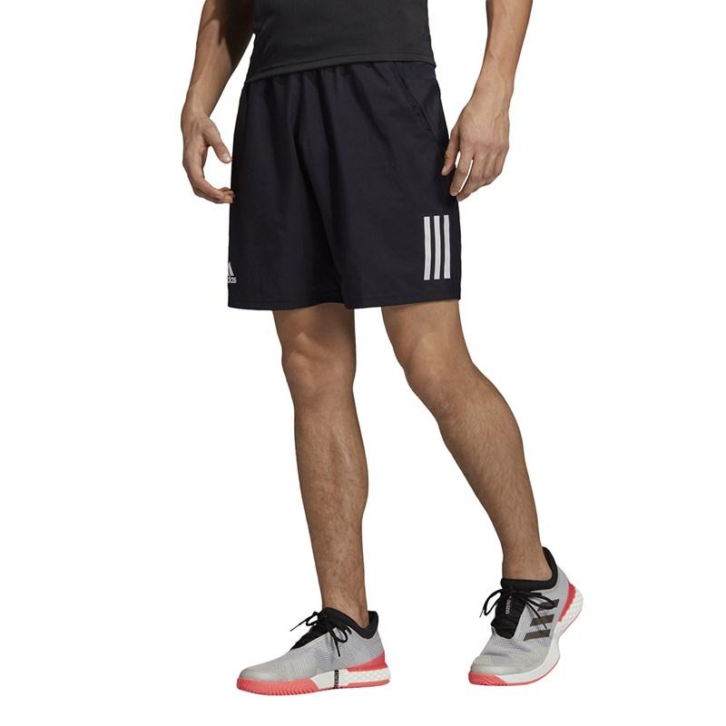 Bermuda Adidas Club 3 Stripes Masculina
