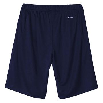 Bermuda Adidas Plain Knit Juvenil - Marinho