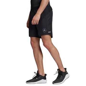 Bermuda Adidas Run It Club Masculina - Preto