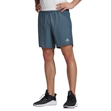 Bermuda Adidas Run It Masculina - Cinza
