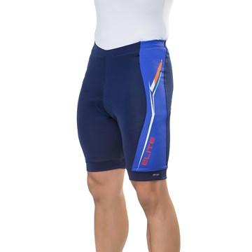 Bermuda Ciclismo Elite 129018 Masculina - Marinho