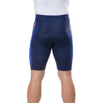 Bermuda Ciclismo Elite 129018 Plus Size Masculina - Marinho