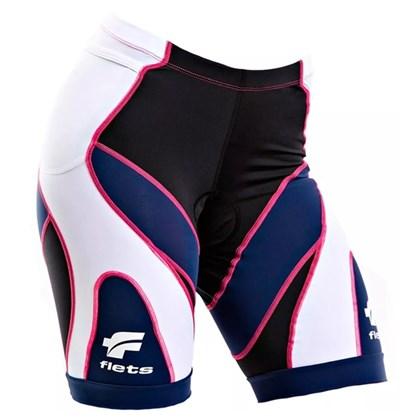 16ad0a473 Bermuda Ciclismo Flets X3X 014-3 Feminina - EsporteLegal