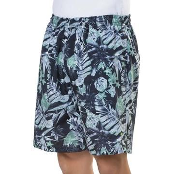 Bermuda Elite Estampada Ipojuca Plus Size Masculina