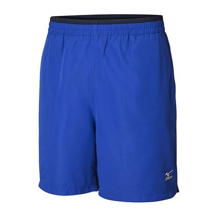 Bermuda Mizuno Master Fitness Masculina - Azul e Preto - Esporte Legal 746c0034040cc