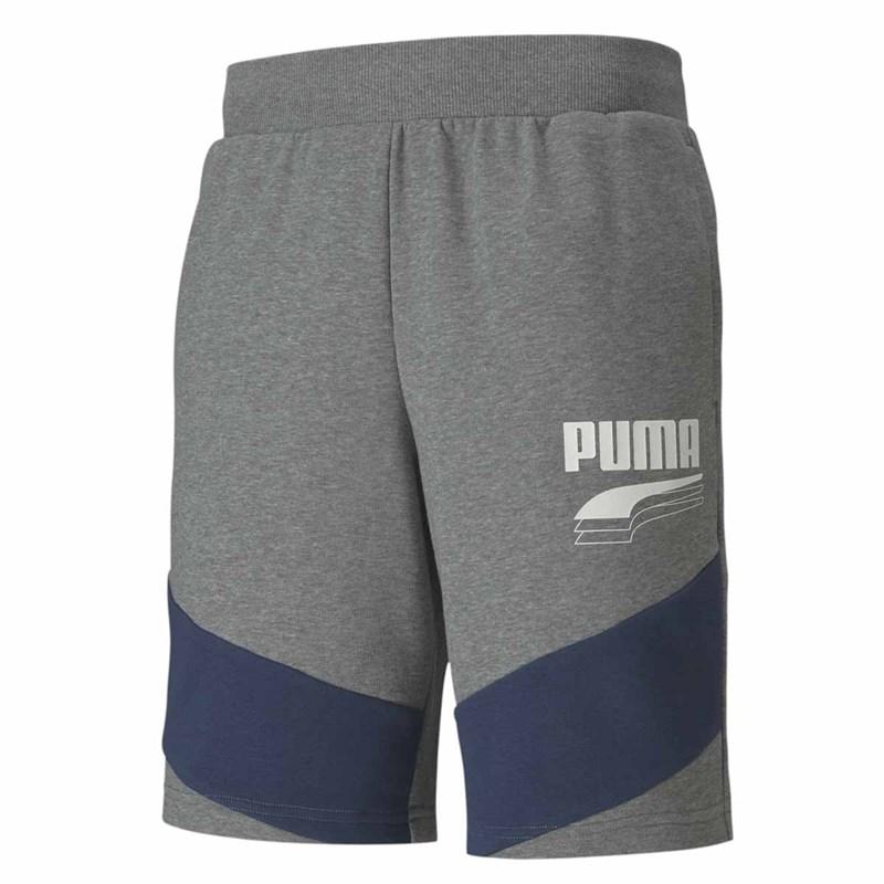 Bermuda Puma Rebel Block 9 Masculina