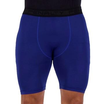 Bermuda Térmica Penalty Flat X Masculina - Azul