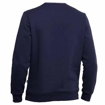Blusa de Moletom Puma Crew Sweat Fl Big Logo Masculino