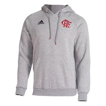 Blusa Moletom Adidas Flamengo Viagem Masculina