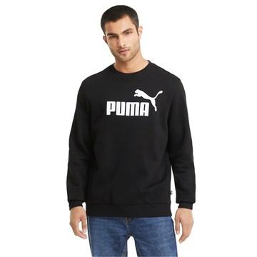 Blusa Moletom Puma Essentials Big Logo Masculina