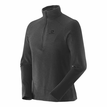 Blusa Salomon Polar 1/2 Zip Masculina
