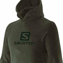 Blusa Salomon Polar Hoodie Masculina