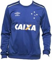 Blusão Cruzeiro Jaqueta Umbro Treino 3E23000