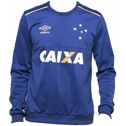 Blusão Cruzeiro Jaqueta Umbro Treino 3E23000 - EsporteLegal 1e46144353f6b
