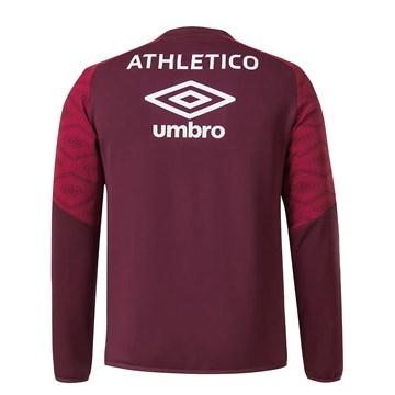 Blusão Umbro Athletico Paranaense Treino 2021 Masculino