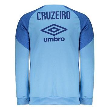 Blusão Umbro Cruzeiro Treino 2018 Masculino