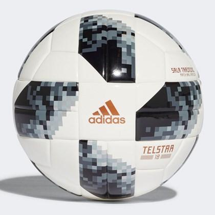 Bola Adidas de Futsal Telstar Oficial Copa do Mundo FIFA 2018 ... e36050c02e99e