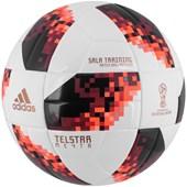 Bola Adidas Futsal Telstar Copa do Mundo Fifa 2018 Sala Training