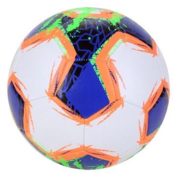 Bola Campo Penalty Giz N4 XXI - Branco, Azul e Verde