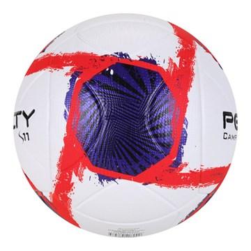 Bola Campo Penalty S11 R2 II XXI - Branco, Roxo e Vermelho