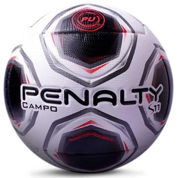 Bola Campo Penalty S11 R2 XXI - Branco e Preto