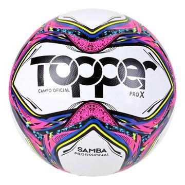 Bola Campo Topper Velocity Samba Pró X Mineiro 21