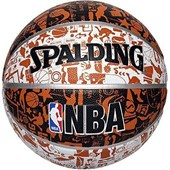 Bola de Basquete Spalding Graffiti Street 73722Z