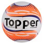 Bola De Futebol Campo Topper Champion II ... 03cba1f939616