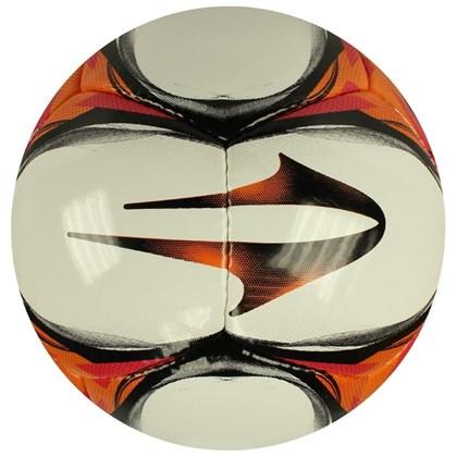 e73c9bbd71a46 Bola de Futebol Campo Topper Ultra VIII - Branco e Vermelho ...