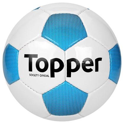 Bola de Futebol Society Topper Extreme IV - EsporteLegal a257d402785ab