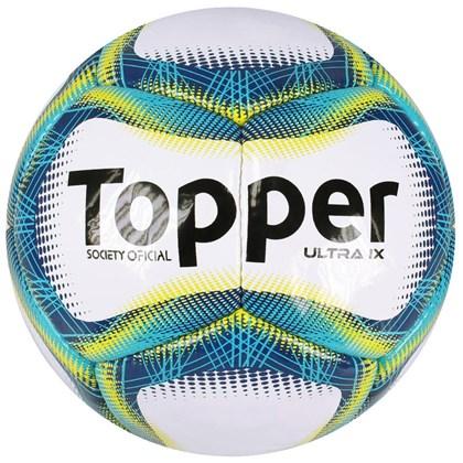 7ebb3d0f9766f Bola De Futebol Society Topper Ultra IX - EsporteLegal