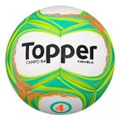 Bola de Futebol Topper Campo Trivela V Nº4