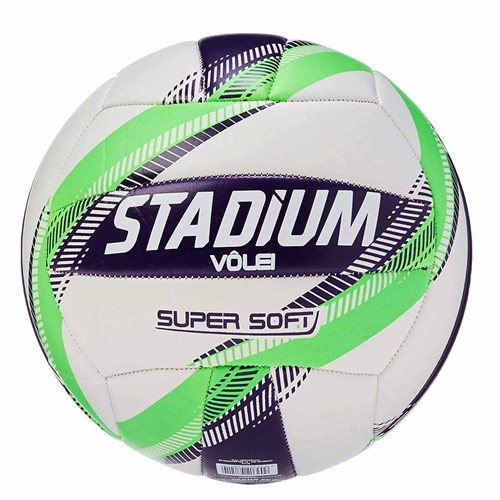 Bola de Vôlei Stadium Super Soft X