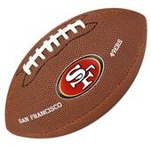 Bola Futebol Americano Wilson San Francisco